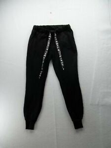 The Warm Up by Jessica Simpson Women's Leggings Black Size S, Elastic Ankle