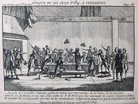 Serment du Jeu de paume 1789 Révolution Française Versailles États Généraux