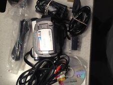 Canon MV550i Digital Video Camcorder + Estuche + Software CD ROM en muy buena condición + Control Remoto