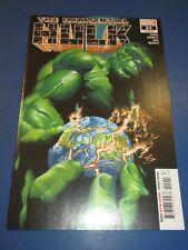 Immortal Hulk #24 Great Alex Ross A Cover VF Beauty