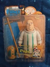 Family Guy Series 3 Pope Mezco Action Figure Fox Seth MacFarlane
