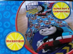 Rare Thomas the Tank & Friends 4 Piece Full Sheet Set NEW