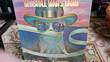INVISIBLE MAN'S BAND REALLY WANNA SEE YOU 1981 UNOPENED Record Album Vinyl