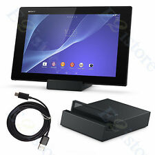 DK39 MAGNETIC CHARGING CRADLE DOCK CHARGER FOR Sony Xperia Z3 Compact Tablet