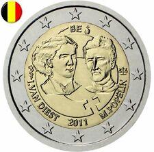 * 2 EURO COMMEMORATIVE - BELGIQUE 2011
