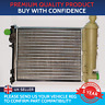 RADIATOR TO FIT PEUGEOT 106 CITROEN SAXO PETROL 1996 TO 2004 390mm CORE