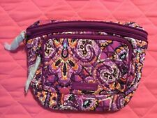 Vera Bradley Iconic RFID Belt Bag in Dream Tapestry