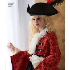 Simplicity Pattern 8285 Pirate Steam cosplay by Lori Ann Costume Design RR 14-22