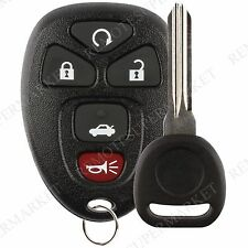 Replacement for Pontiac G5 G6 Solstice Saturn Keyless Remote Car Key Fob 5b Set