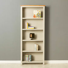 Solid Wood Bookcases Furniture 5 Shelves
