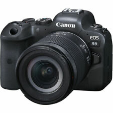 Canon EOS R6 Mirrorless DSLR with 24-105mm f/4-7.1 IS STM Lens AUTHORIZED DEALER