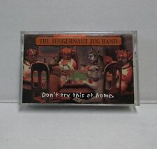 Don't Try This at Home by Juggernaut Jug Band Cassette 2001 HD PRO B NR