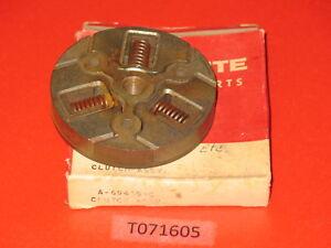 """OEM Genuine  HOMELITE A-69459-C clutch 2-15/16"""" 350 360 XL100 XL123 chainsaw NOS"""