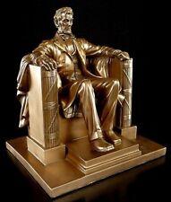Abraham Lincoln Figura - AMERICANO PRESIDENTE dekostatue bronzierte