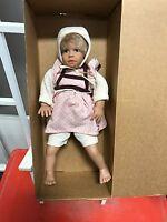 Renate Höckh Vinyl Puppe 33 cm. Top Zustand.