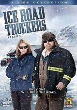 Ice Road Truckers Complete Collection Season 7 DVD Seventh Series UK New R2