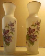 Vase Antique Original Victorian Date-Lined Glass