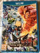 THE WONDERFUL  101 PAL ESPAÑA NINTENDO WII U WIIU WIU