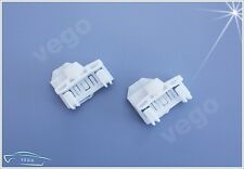 WINDOW REGULATOR REPAIR KIT CLIP FRONT LEFT VW PASSAT 3B 3BG