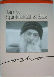 Tantra, Spiritualität & Sex Osho 6. Auflage 1997