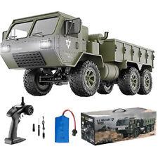 Fayee 1:12 2.4G 6WD RC Militär Truck LKW Armee Geländewagen Off Road Auto RTR