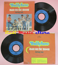LP 45 7'' BALLYHOO Man on the moon Loving you 1980 germany MERCURY cd mc dvd