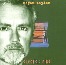 Electric Fire by Roger Taylor (Queen) (CD, Sep-1998, PARLOPHONE