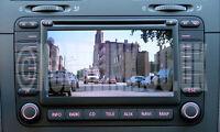 VW Video Multimedia Rear  Reversing Camera Interface MFD2 Golf Passat Touareg