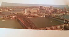SET/6 MISC COLOR PRINT PHOTOS PITTSBURGH, PA 1950s - DALE GLEASON, STEWART LOVE