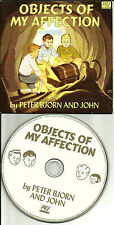 PETER BJORN AND JOHN Object of My Affection / Let's Call RARE MIXES UK CD Single