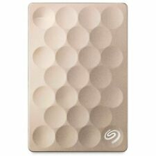 Seagate backup Plus Ultradelgado USB 3.0 oro 1TB