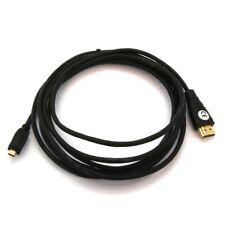 HDMI A MICRO HDMI D Adattatore Cavo 3m per Asus Transformer Prime NUOVO ✔ (ot17)