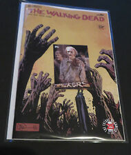 2017 THE WALKING DEAD #163 CONQUERED & FREE WALKERS W10 TOPPS ZOMBIE INSERT CARD