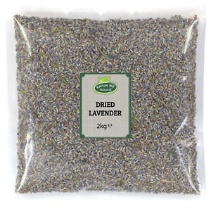 Dried Lavender Flowers 2kg
