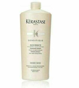 Kerastase Densifique Bain Densite Bodifying Shampoo, 34 Oz - WITH PUMP