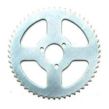 Mini Moto 54 Tooth Rear Chain SPROCKET Minimoto 49cc 54T 8mm T8F Pocket Bike ATV