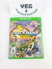 TrackMania TM Turbo (Microsoft Xbox One, 2016) Complete Tested Canadian Seller