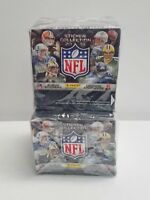 (2) 2014 Panini NFL Sticker Collection Factory Sealed Box 50 Packs