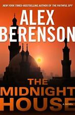 The Midnight House Bk. 4 by Alex Berenson (2010, Hardcover)1st. Edition  New