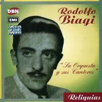 Rodolfo Biagi - Su Orquesta y Sus Cantores [New CD]