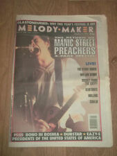 January Melody Maker Music, Dance & Theatre Magazines