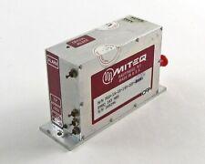 Miteq PLD Series Phase-Locked Crystal Oscillator - 145 MHz