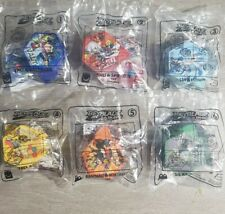 2020 McDonald's Beyblade Burst Happy Meal Toys Set Of 6 In Hand Ready To Ship
