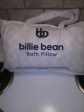Billie Bean Luxury Bath Pillow for Bathtub - 4 Bath Fizzies Included - We.