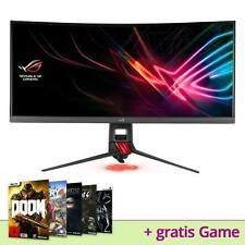 "ASUS ROG STRIX XG35VQ, 35"" Zoll 4K Curved Gaming Monitor, 3440x1440, 100Hz, 4ms"