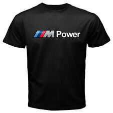 BMW Car Logo M Sport 5 Series Black GILDAN Tshirt Gift US size New Free Shipping