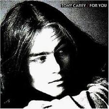 TONY CAREY - FOR YOU (FEAT. ERIC BURDON)  CD  13 TRACKS INTERNATIONAL POP  NEW!