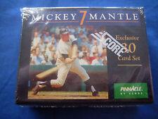 1992 Score Pinnacle Mickey Mantle 30 Card Set Factory