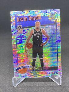Panini Hoops Premium Kevin Durant Tribute Prizm 19/20 NBA Brooklyn Nets
