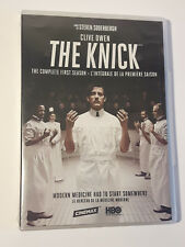 The Knick Complete First Season Canadian Version DVD